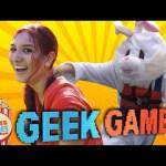 The Screen Junkies Geek Games!!