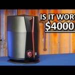 Two GTX 980s in a trashcan!? – MSI Vortex G65 Review