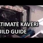 """ULTIMATE AMD Kaveri APU PC Computer """"How To"""" Build Guide"""