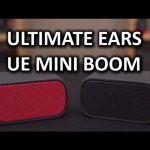 Ultimate Ears UE Mini Boom Portable Speaker Unboxing & Review