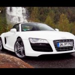 Viking Routes – 2011 Audi R8 Spyder Tackles Norway's Atlantic Road