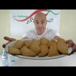 تحدي اكل 12 من فطاير بيتزا بوكيت مقلية اكثر من 4300 سعرة حرارية