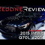 2015 Infiniti Q70L – 2014 New York International Auto Show
