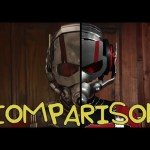 Ant-Man Trailer – Homemade Side by Side Comparison