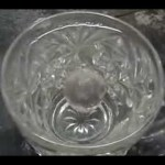 Bigger Red Hot Nickel Ball In Hot Water