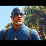 Captain America: Civil War Official Trailer – Recreated in GTA V