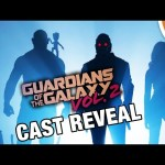 Guardians of the Galaxy Vol 2 Cast Reveal and Theories! (Nerdist News w/ Matt Mira)