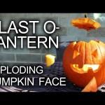 Halloween Blast-O-Lantern (Exploding Pumpkin Face)
