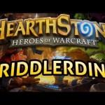 Hearthstone: Riddlerdin – Lord of the Gimmicks