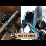 Hidden Blade & Pirate Cutlass (Assassin's Creed 4) – MAN AT ARMS