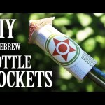 Home-brew Bottle Rockets – (From Household Materials)
