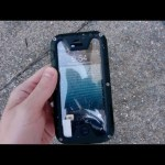 iPhone 5 + 20 Pound Rock Test – PureGear PX260 Extreme Case Review –