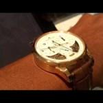 Jaeger LeCoultre 18K Rose Gold Duometre Chronograph (running)