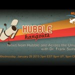 News From Hubble and Across the Universe – January 2015