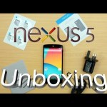 Nexus 5 : Unboxing and First Look (32GB White)
