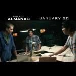 Project Almanac Movie – Rules Grid
