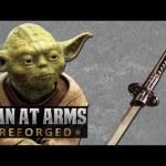 Star Wars Lightsaber Katana – MAN AT ARMS: REFORGED