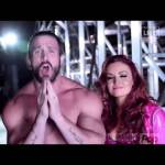 """""""The Miracle"""" Mike Bennett and Maria Challenge Drew Galloway and Gail Kim"""