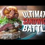 THE ULTIMATE SANDWICH BATTLE