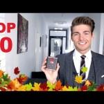 Top 10 Best Fall Fragrance/Perfume Designer List