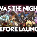 Twas The Night Before Launch