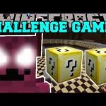 Minecraft: INFERNUM AVIS CHALLENGE GAMES – Lucky Block Mod – Modded Mini-Game