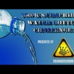 100K Contest – 5 Things To Do with a Water Bottle