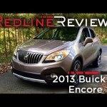 2013 Buick Encore – Redline: Review