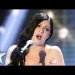 Lucy Kay sings Nessun Dorma   Britain's Got Talent 2014 Final