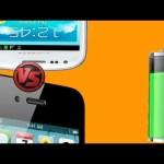 Samsung Galaxy S3 Mini VS iPhone 4S – Part 7/8 BATTERY