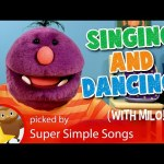 First Day of School with Milo: Dancing & Singing!