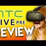 HTC VIVE Pre Squad Review