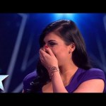 Lucy Kay is in the Final – watch her reaction | Britain's Got Talent 2014