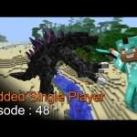 Minecraft MSP Episode 48 – ماين كرافت موديد سنقل بلاير الحلقة 48