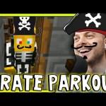 Minecraft – PIRATE PARKOUR! – Tall Dropper Map! [5]