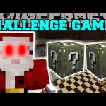 Minecraft: SANTA CLAWS CHALLENGE GAMES – Lucky Block Mod – Modded Mini-Game
