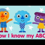 The Alphabet Chant | Kids Songs | Super Simple Songs