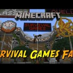 Minecraft Survival Games Epic Fail – الفشل الكبير في معظم القيمات