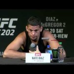 UFC 202: Pre-fight Press Conference Highlights