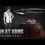 Kennosuke's Sword: Kuromukuro – MAN AT ARMS:REFORGED