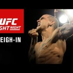 Fight Night Hidalgo: Official Weigh-In