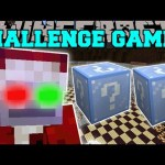 Minecraft: EVIL SANTA CHALLENGE GAMES – Lucky Block Mod – Modded Mini-Game