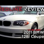 2011 BMW 128i Coupe Review, Walkaround, Exhaust