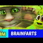 Talking Tom's Brainfarts feat. Jeremy the Germ  – The Importance of Washing Hands