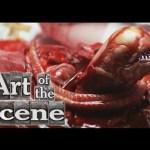 Alien Chestburster – Art of The Scene