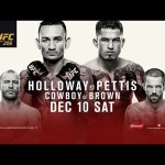 UFC 206: Holloway vs Pettis