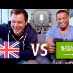 تحدي الكتابة بالصوت | السعودية VS بريطانيا | انجليزي