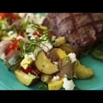 Zucchini Recipes – How to Make Grilled Lemon Pepper Zucchini