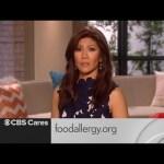 CBS Cares – Julie Chen on Food Allergies