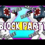 Minecraft – BLOCK PARTY – WHY DO WE PLAY THIS?! W/AshDubh